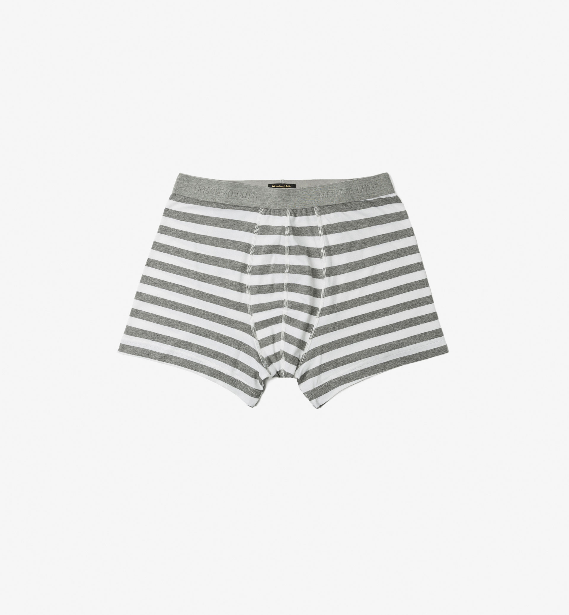 STRIPED CIRCULAR KNIT UNDERPANTS
