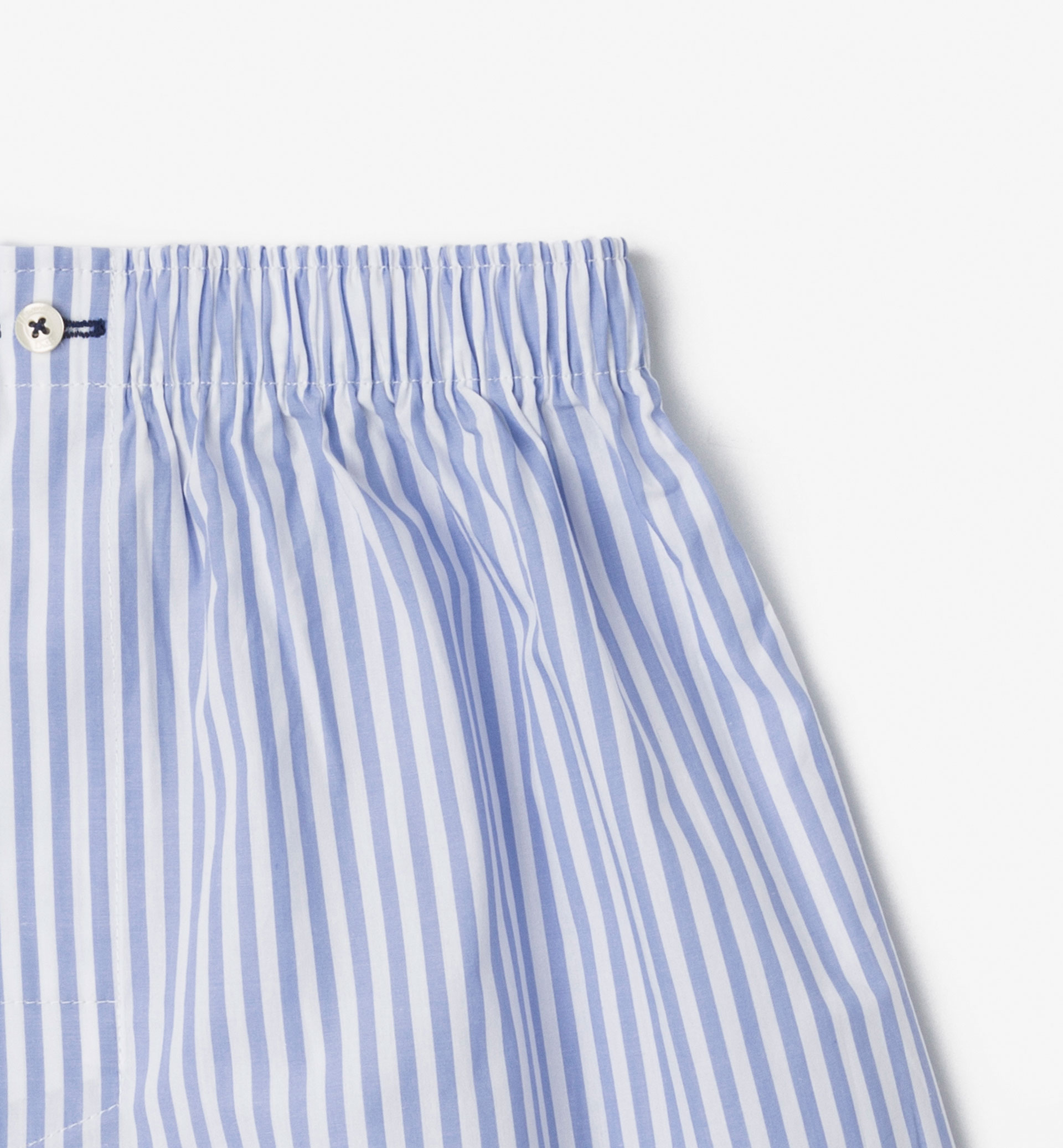BLUE STRIPED UNDERPANTS