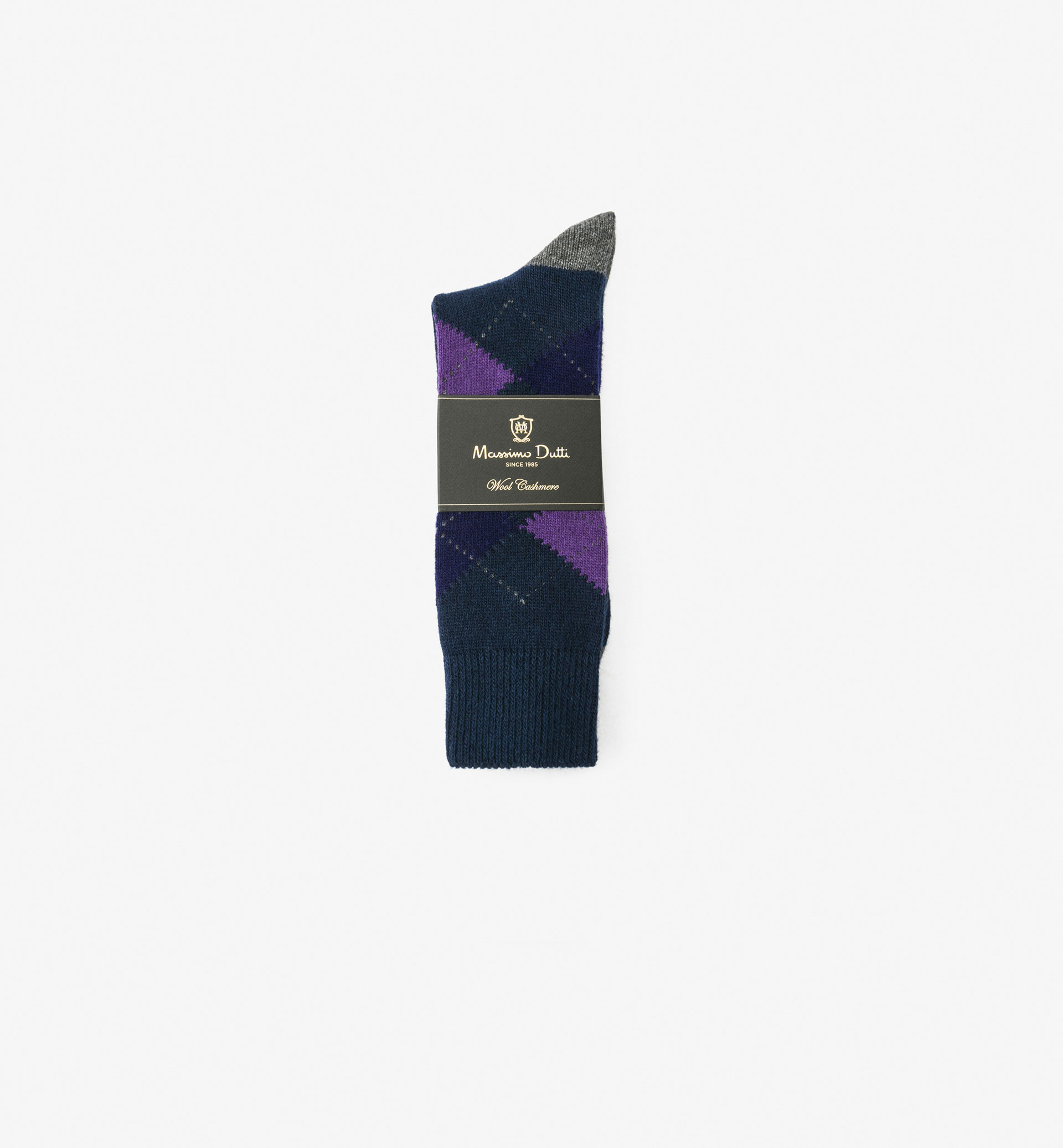 LIMITED EDITION INTARSIA SOCKS