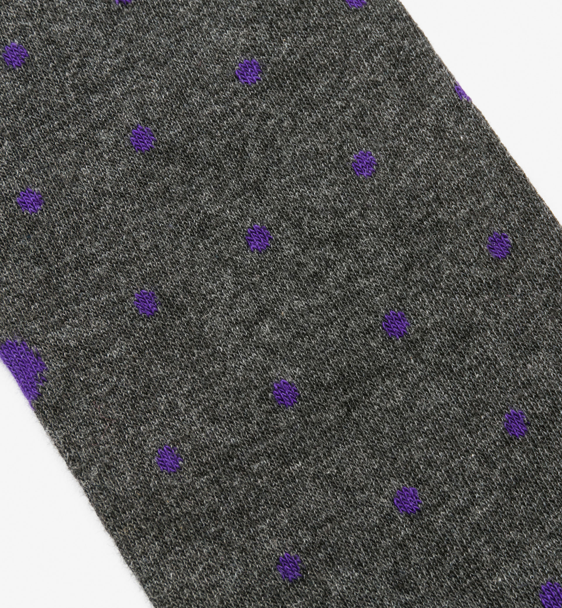 LIMITED EDITION POLKA DOT DETAIL SOCKS