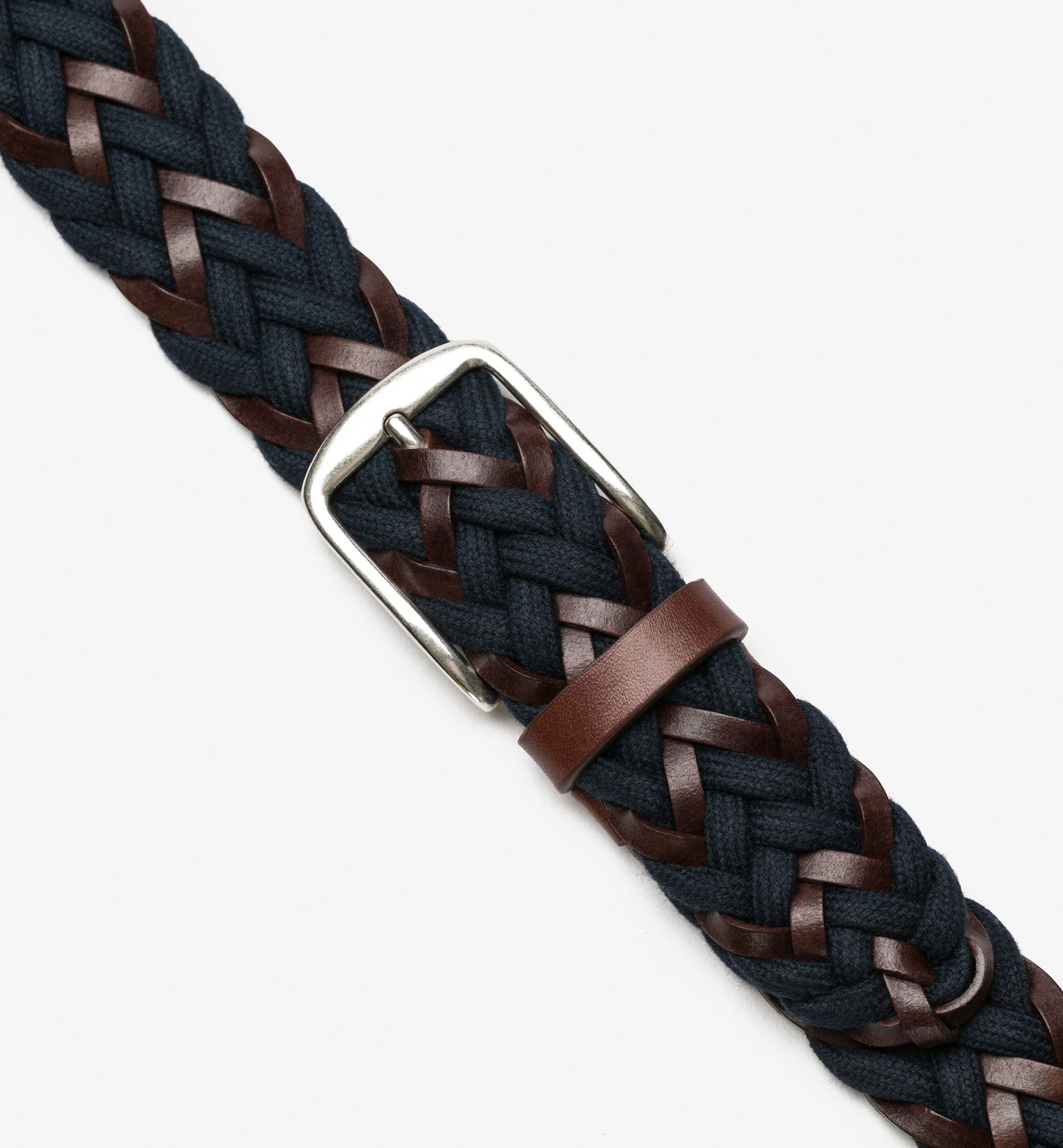 PLAITED BELT