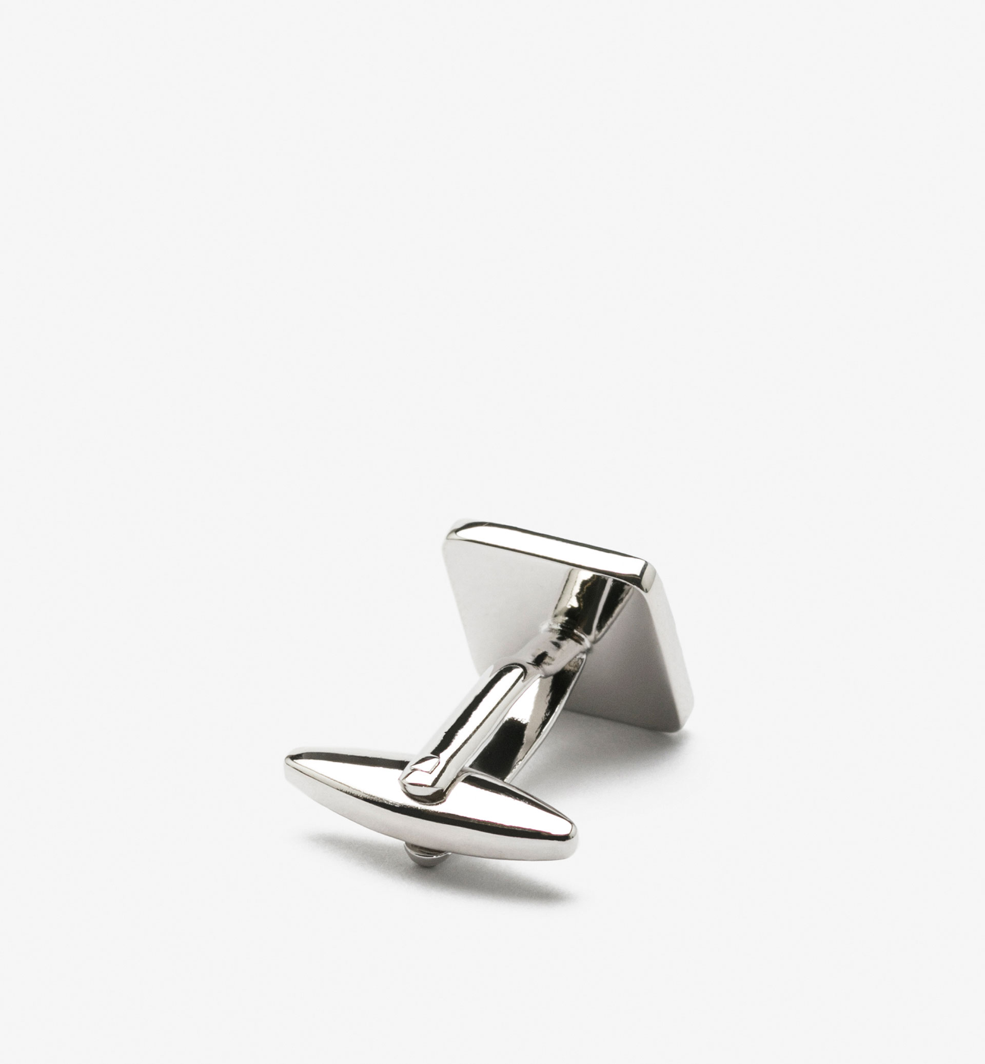 TEXTURED SQUARE CUT CUFFLINKS