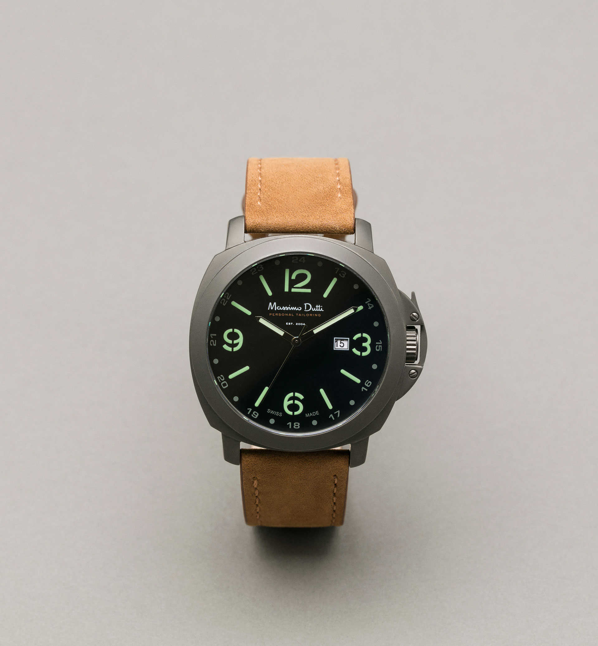 PERSONAL TAILORING LUMINOUS WATCH
