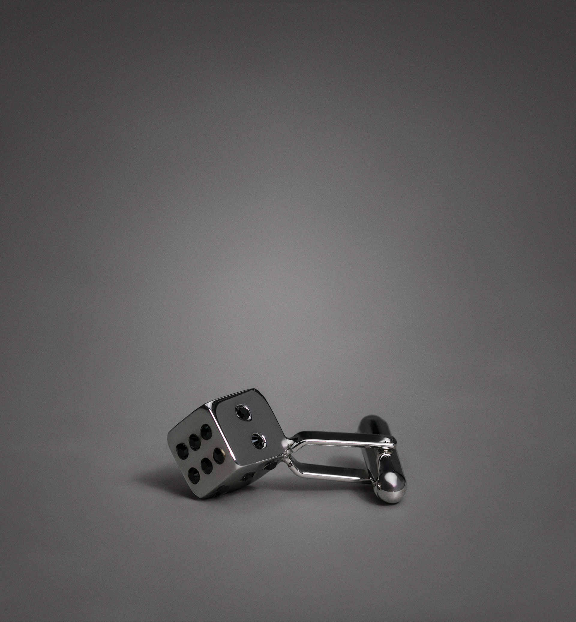 LIMITED EDITION DICE CUFFLINKS