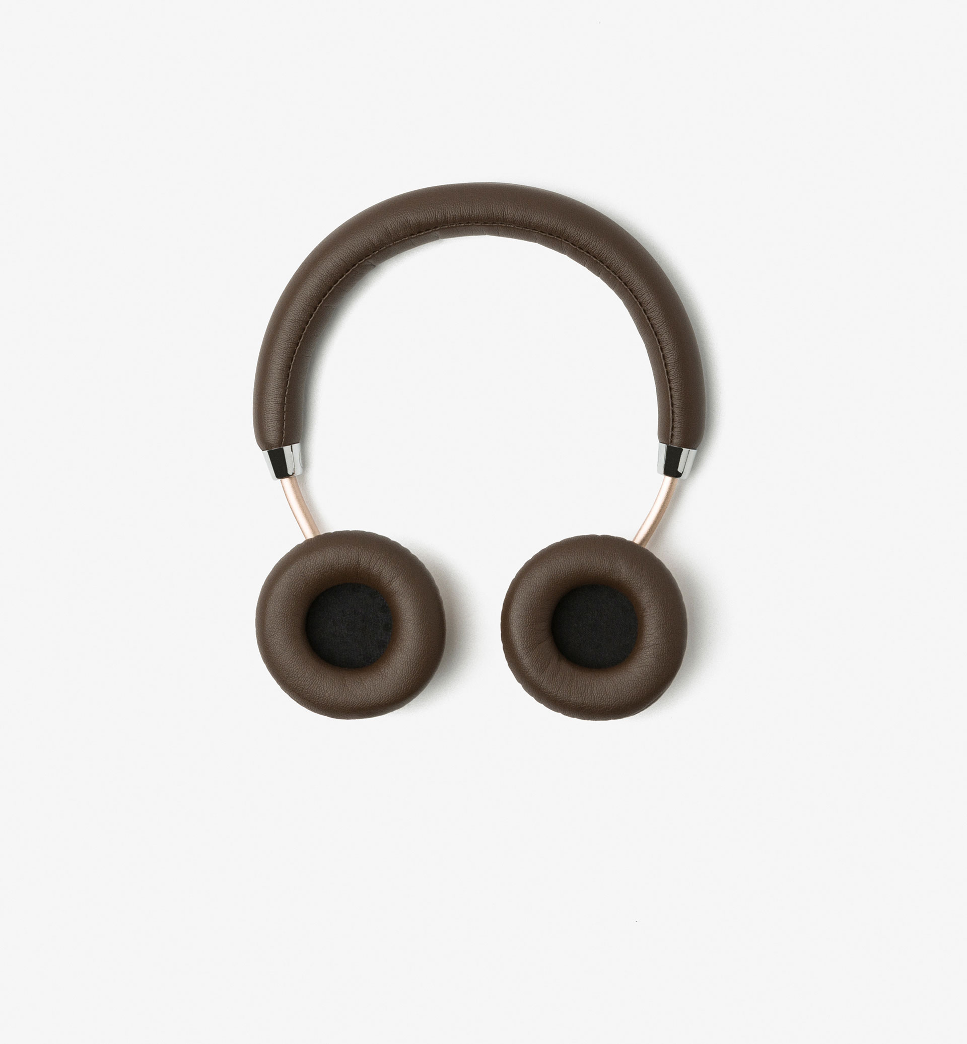 LEATHER HEADPHONES