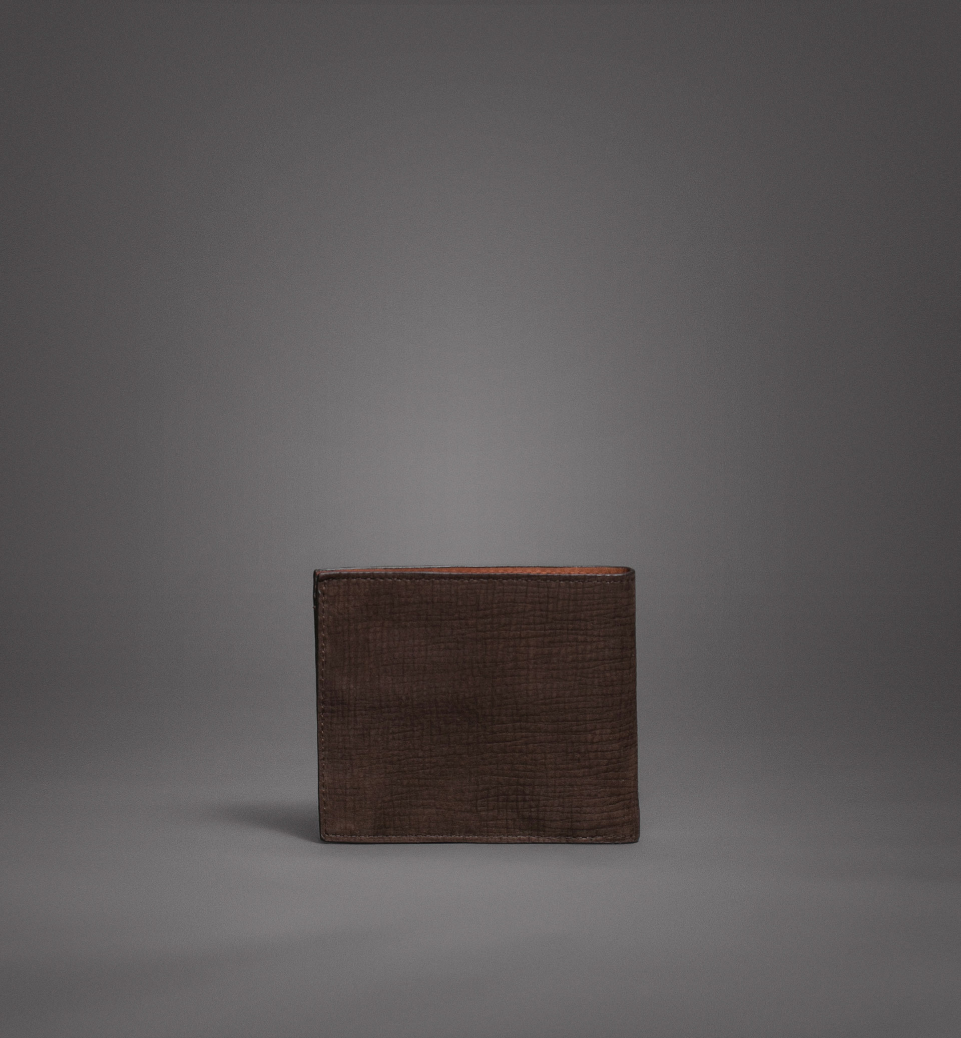 LIMITED EDITION SPLIT SUEDE CONTRAST WALLET