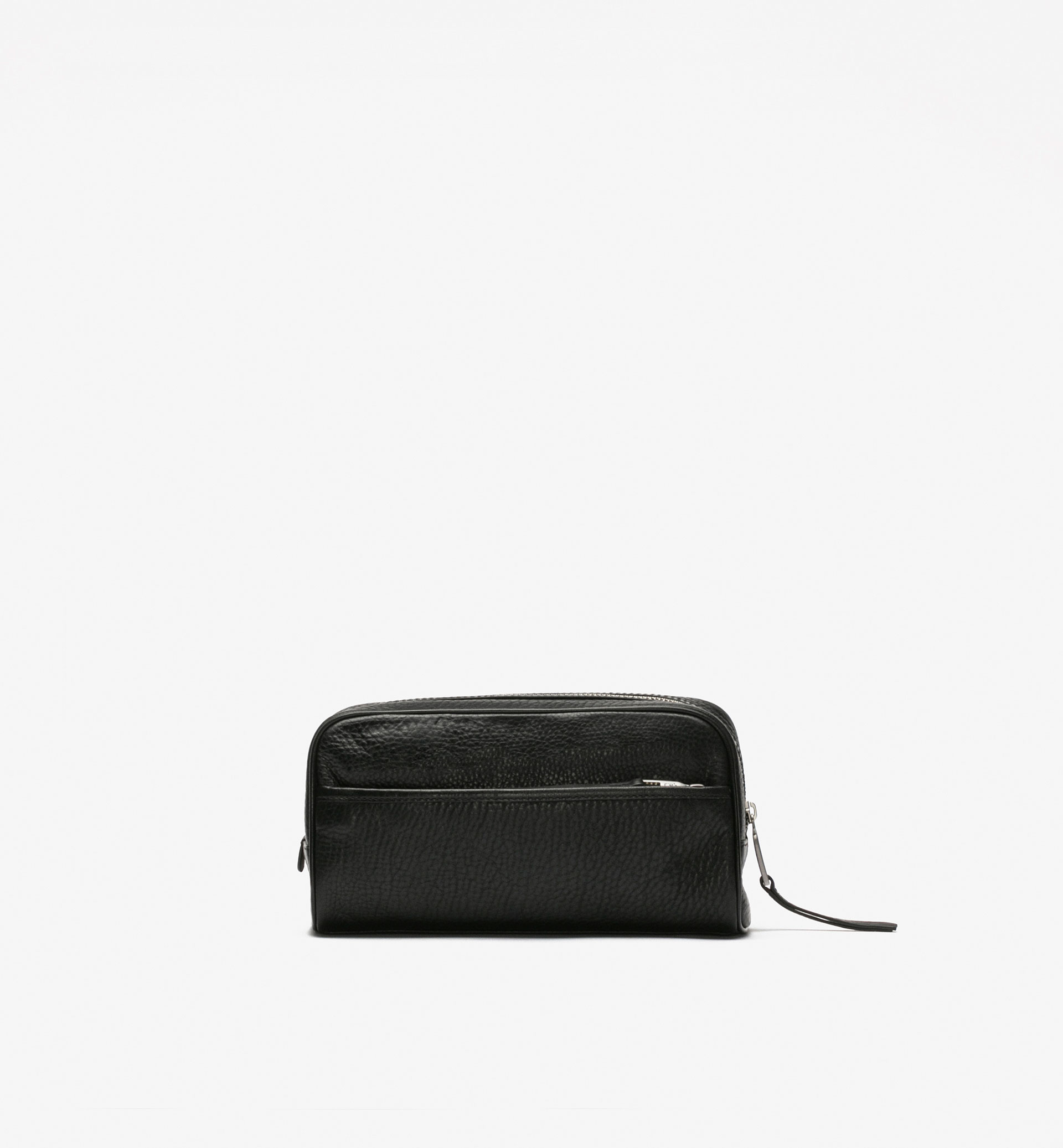 BLACK MONTANA TOILETRY BAG