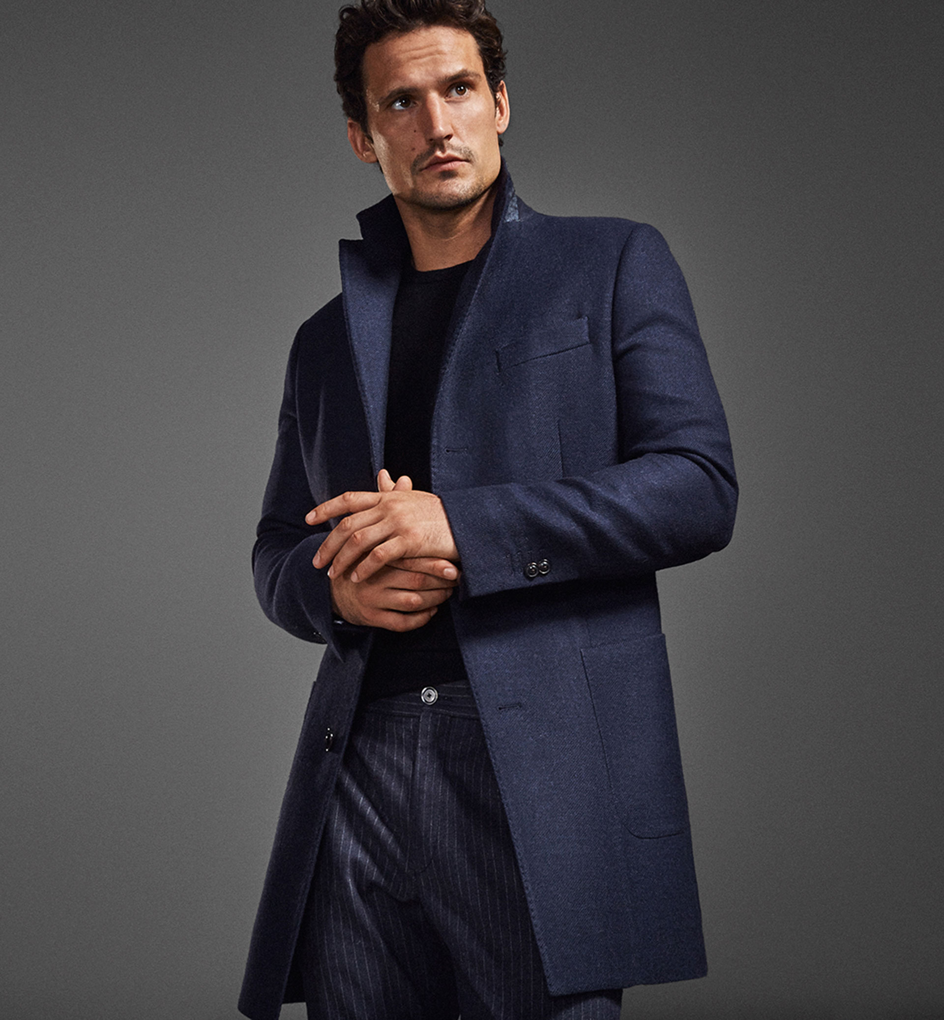 LIMITED EDITION SMART DOUBLE-SIDED COAT