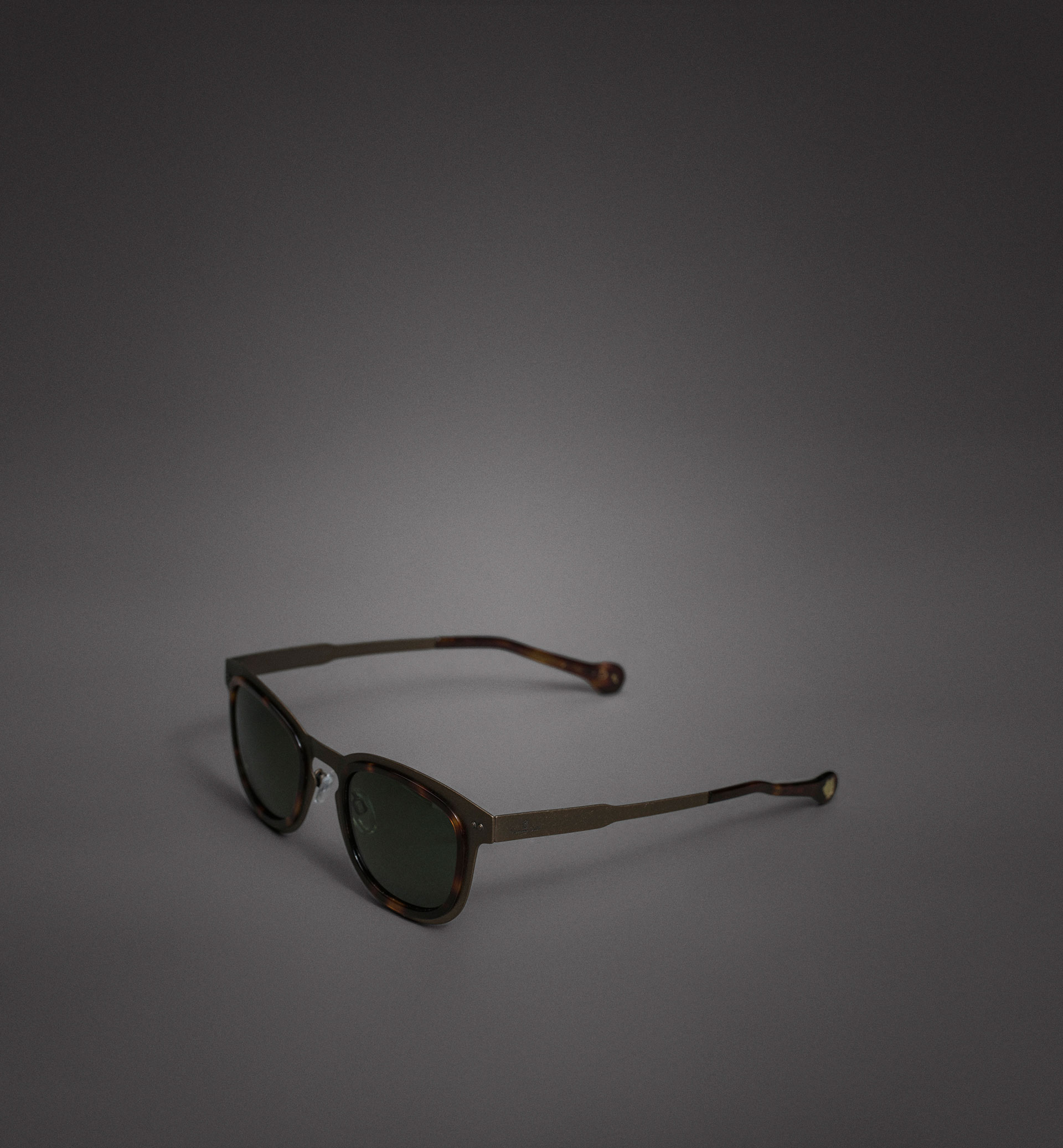 GAFAS TITANIO Y CAREY LIMITED EDITION