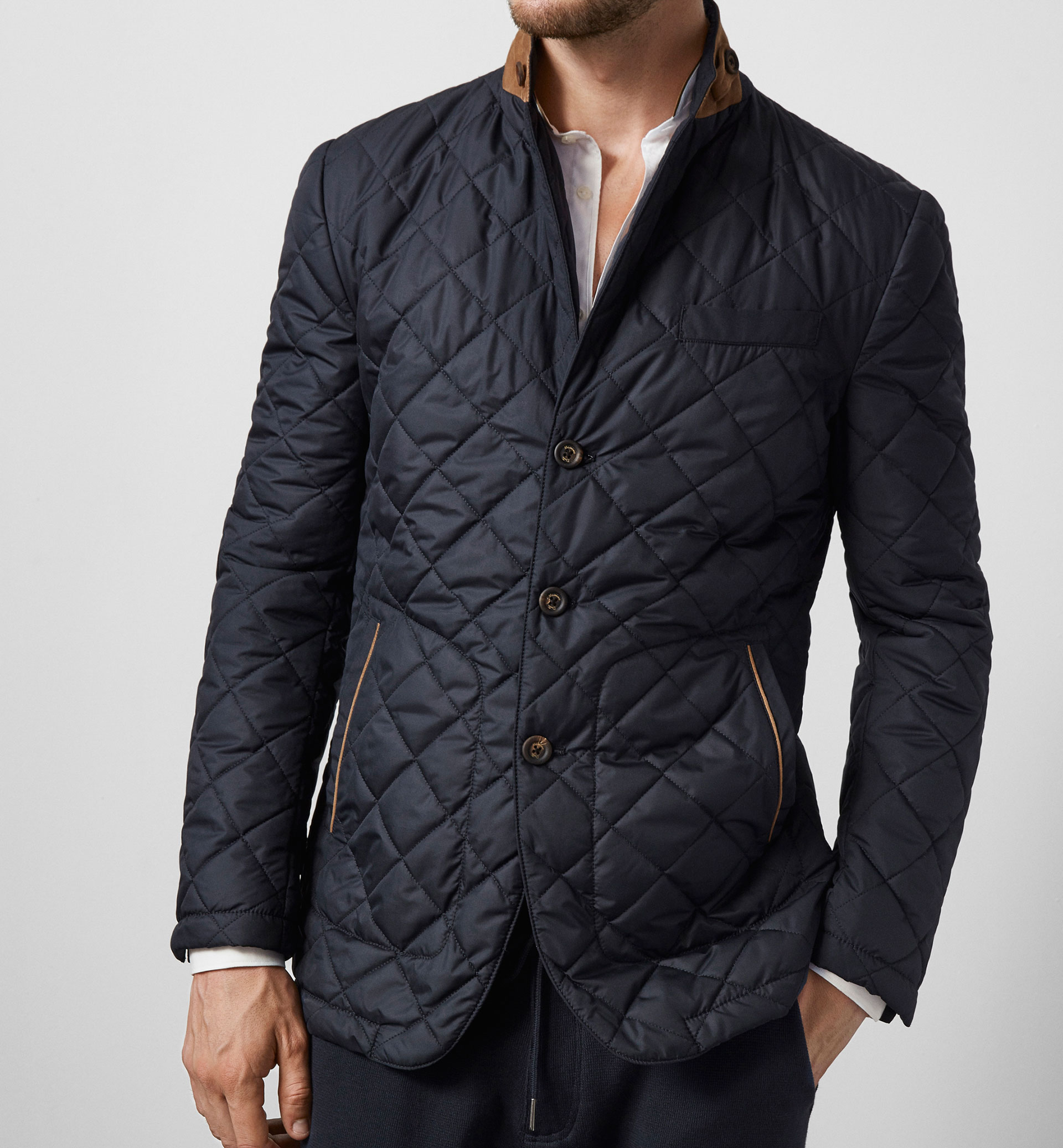 LIMITED EDITION QUILTED BLAZER