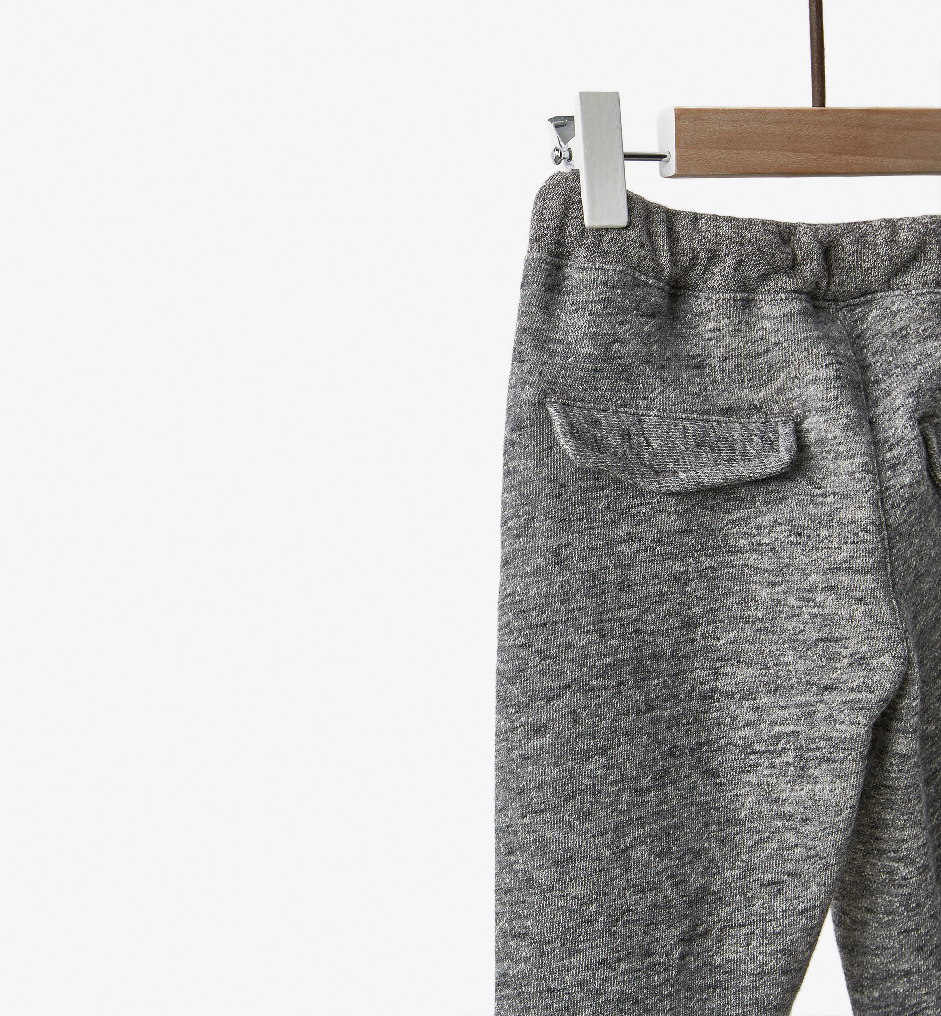 GREY JOGGING TROUSERS