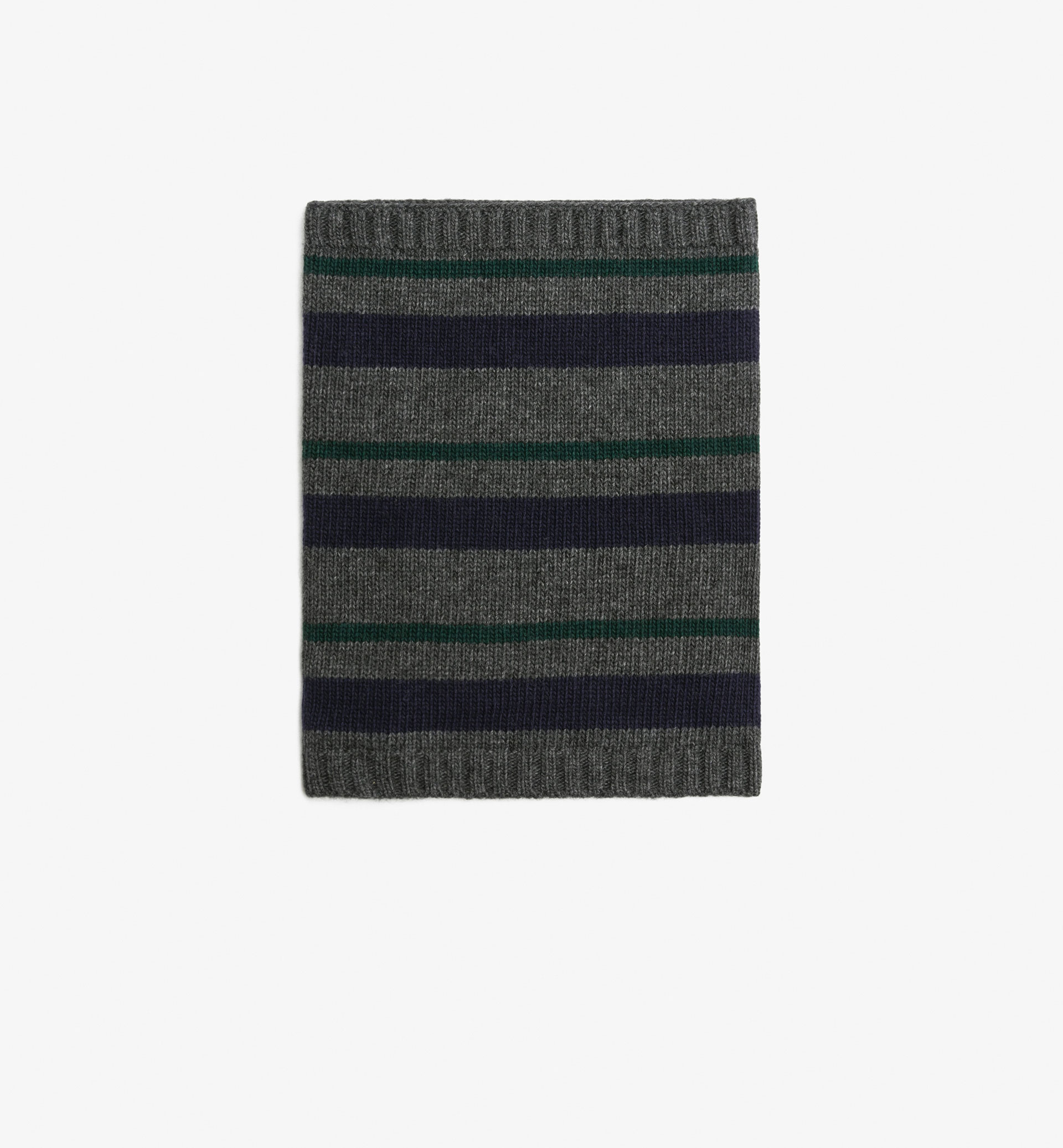 COLOUR STRIPED SCARF