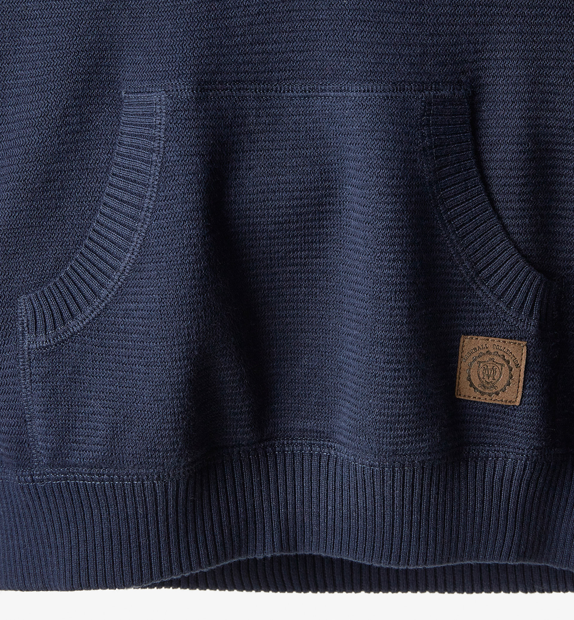 HOODED DETAIL SWEATER
