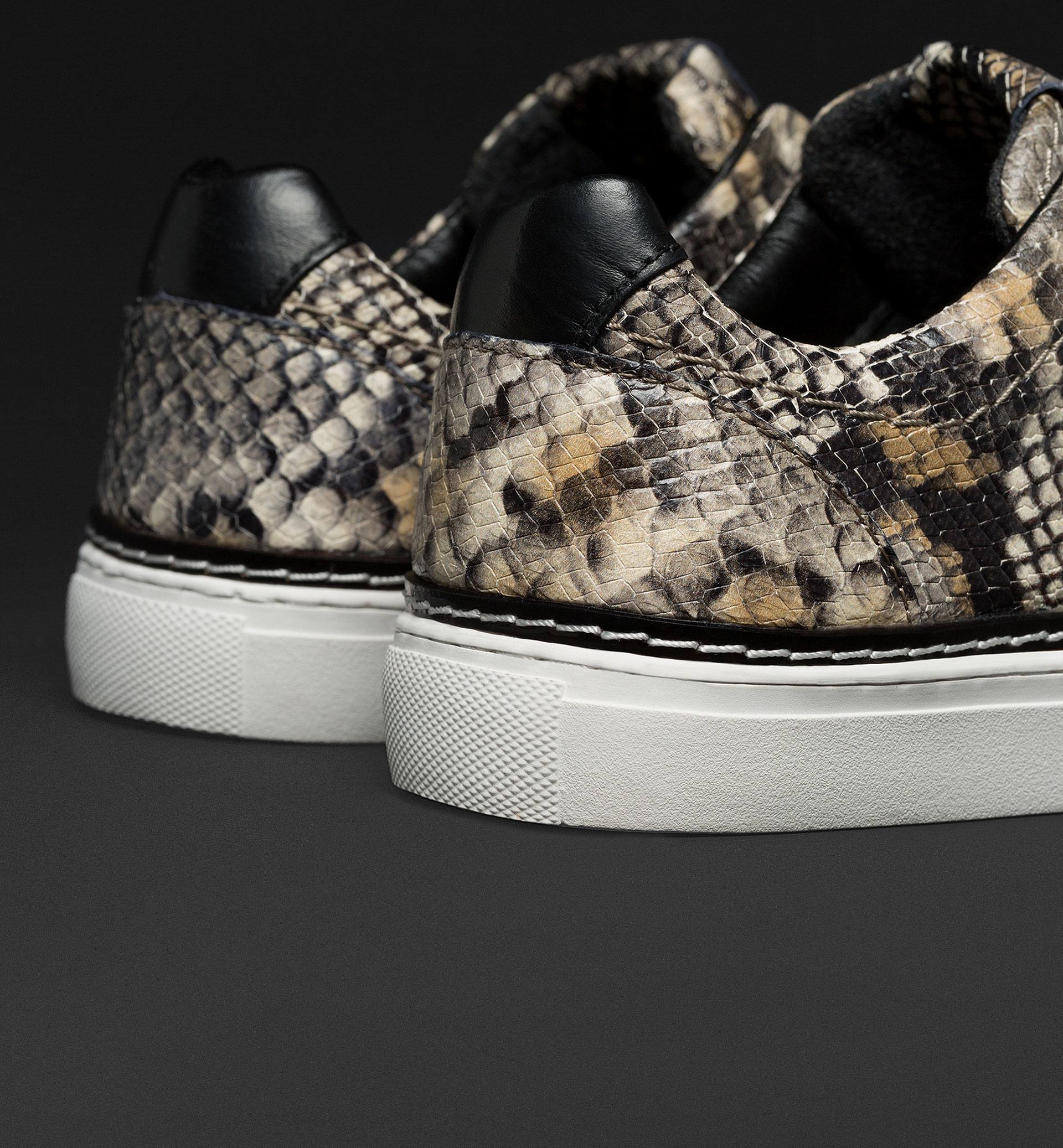 ANIMAL PRINT PLIMSOLLS