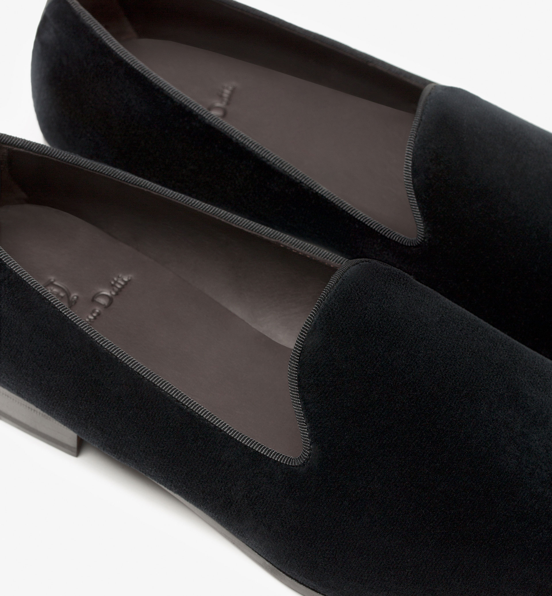 SLIPPER PEL NEGRA