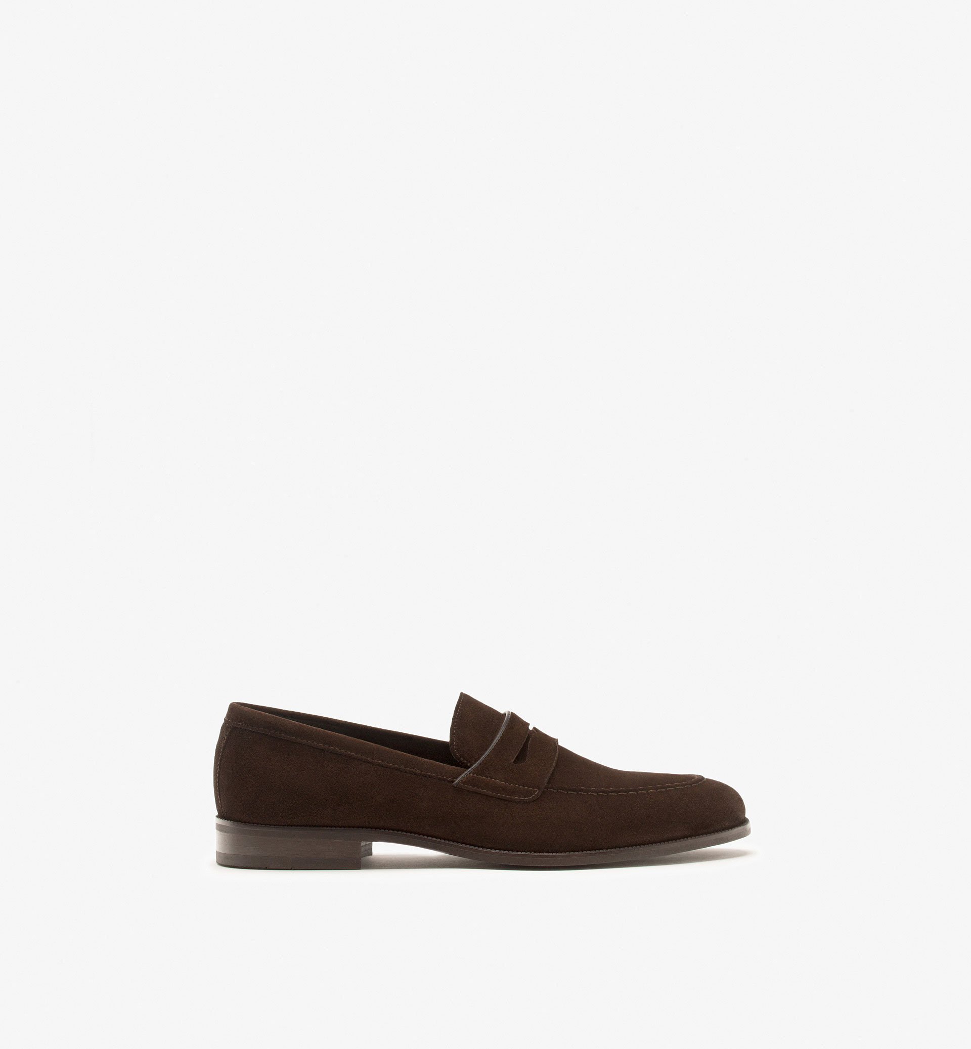 SMART BROWN LOAFERS