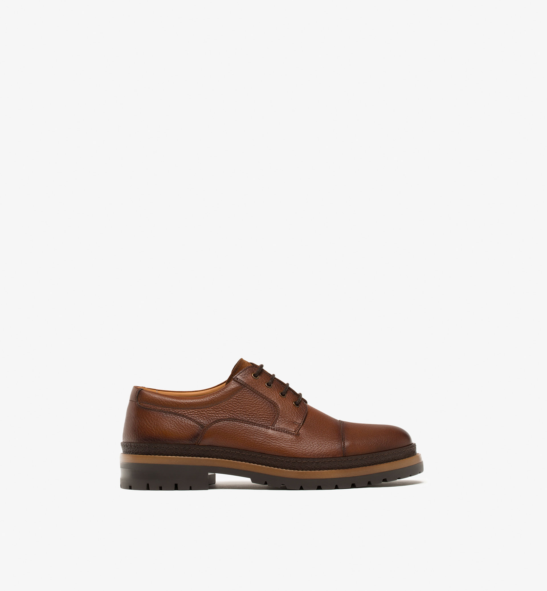 NAPPA LEATHER SHOES