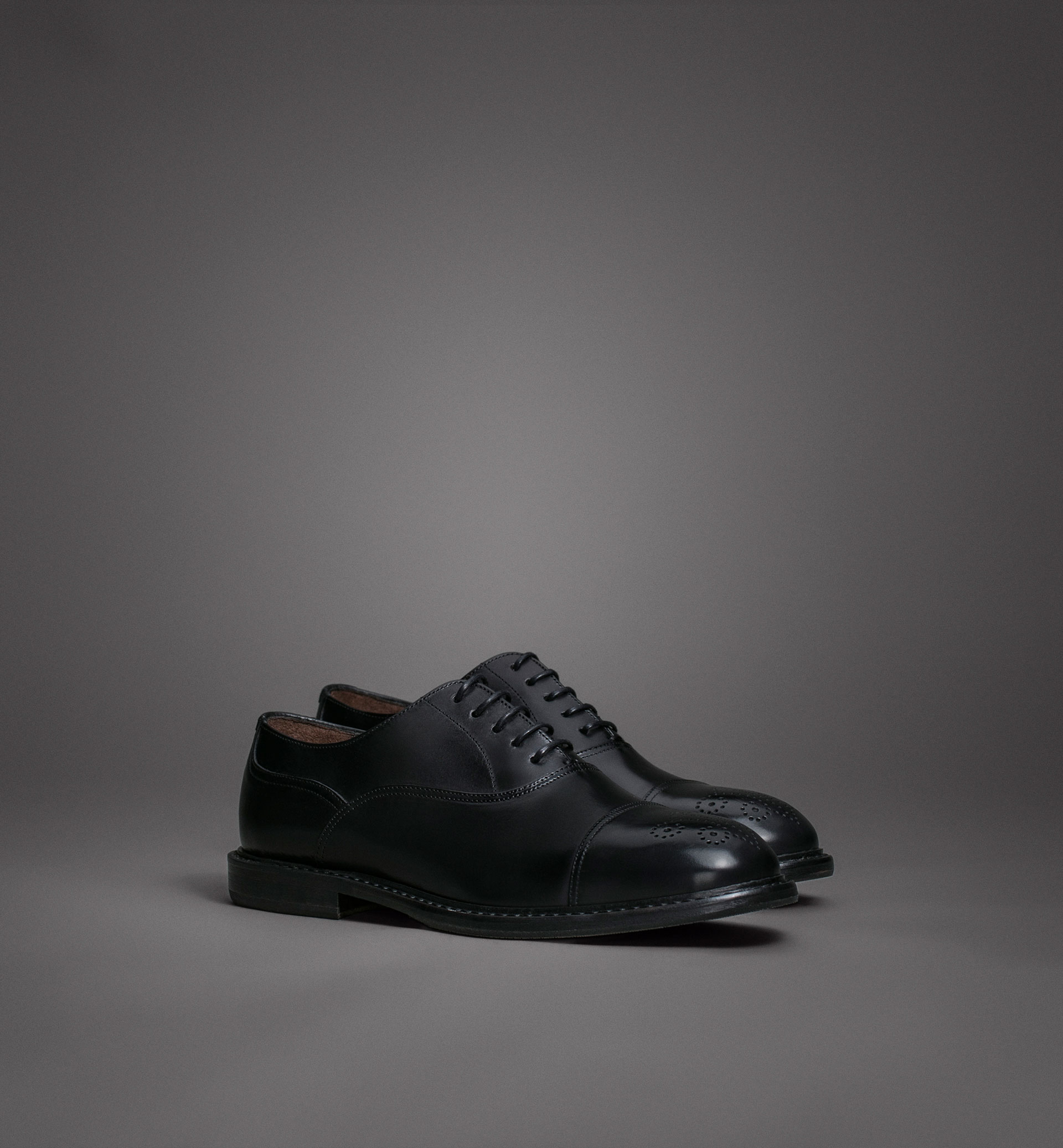 LIMITED EDITION BROGUE OXFORD SHOES