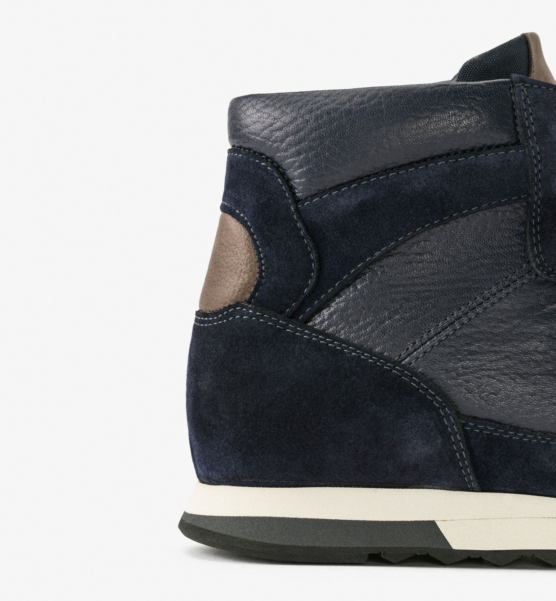 LIMITED EDITION HIGH-TOP SNEAKERS
