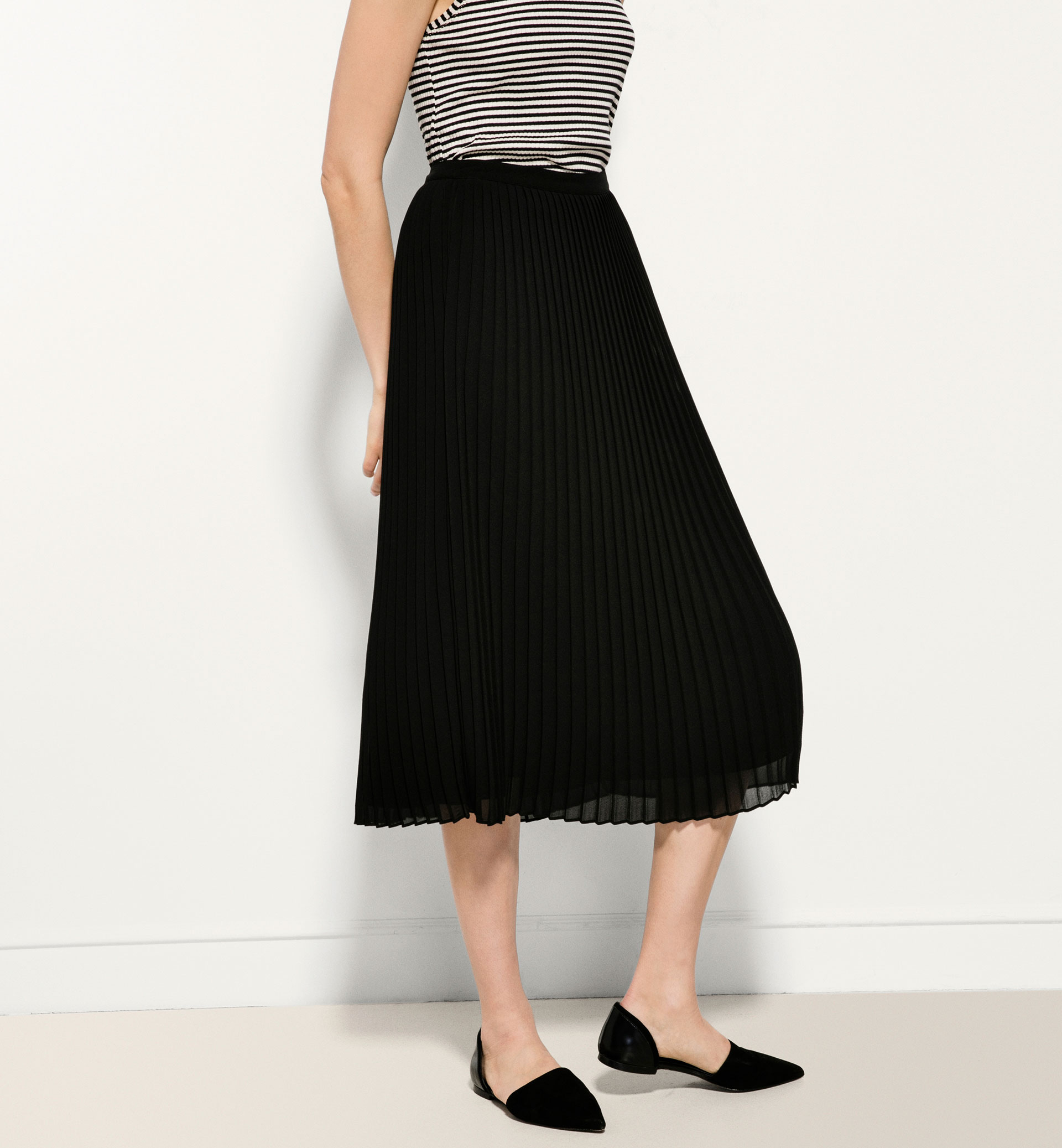 ... MIDI SKIRT ... Messino