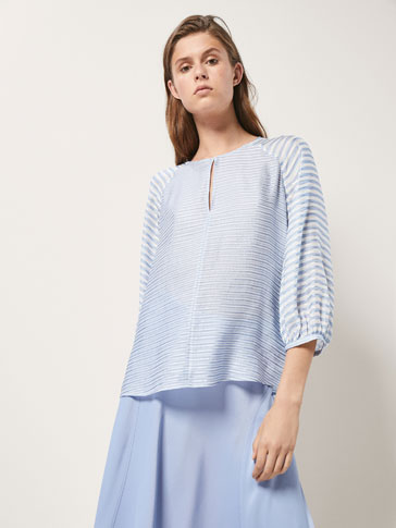 Women s Shirts   Blouses   Massimo Dutti Winter Sale 5c223468cf