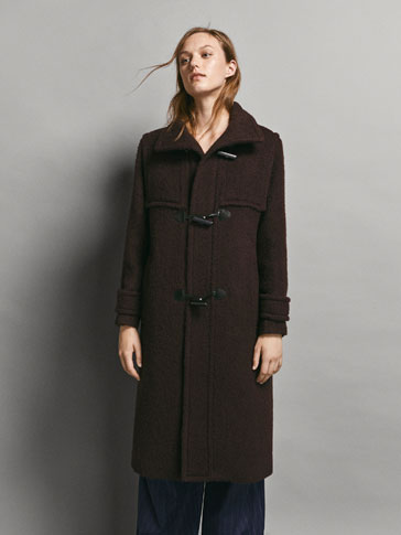 DUFFLE-COAT LAINE LIMITED EDITION