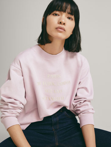COTTON CITIES SWEATSHIRT