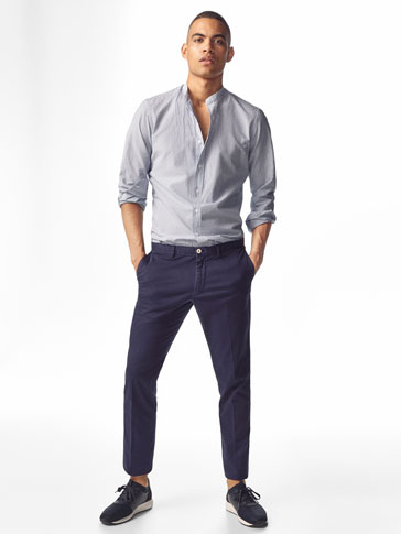 CHINO BROEK SLIM FIT