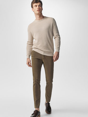 CHINOS SLIM FIT BUKSE