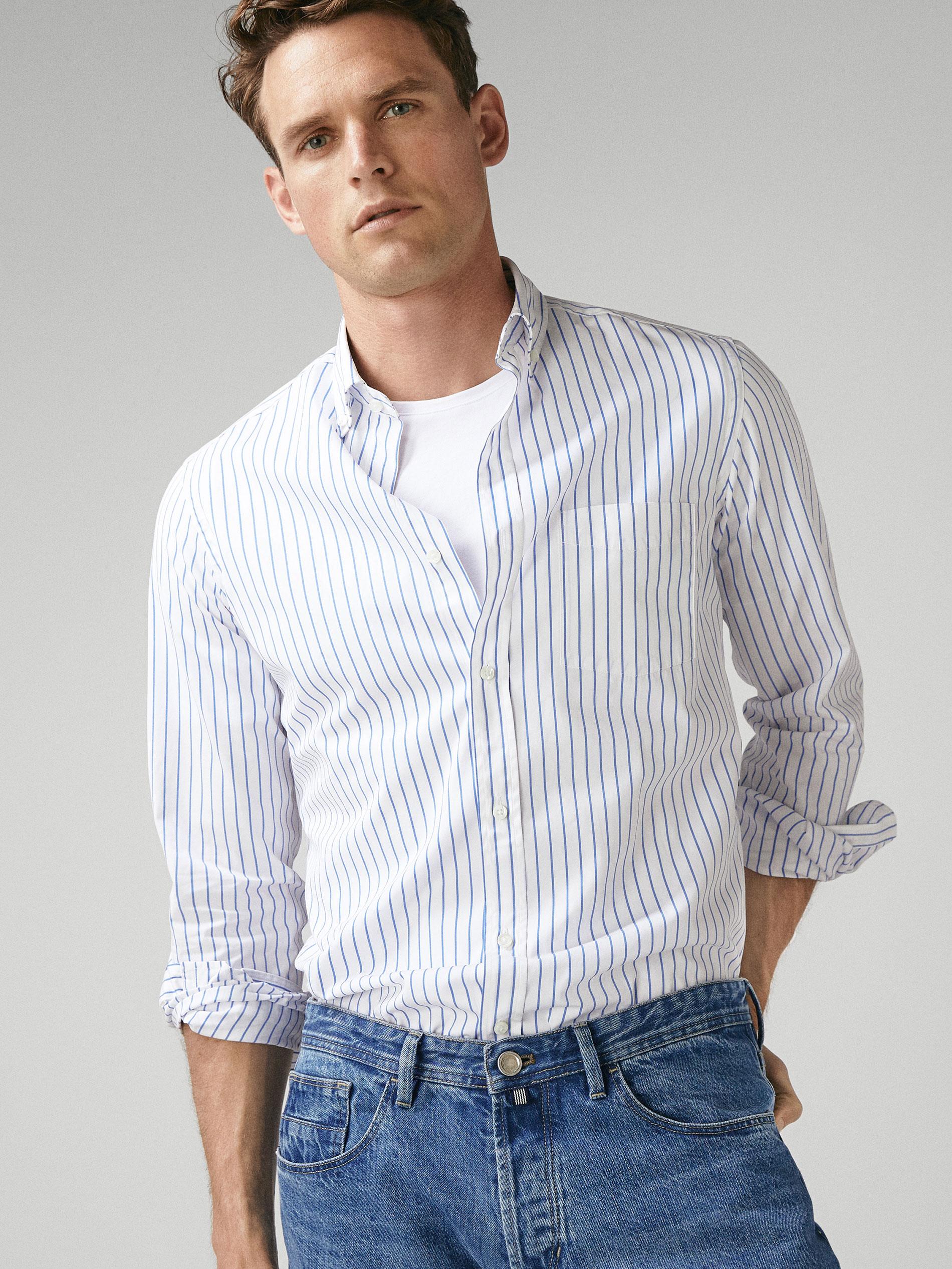 Fit Hombre Colección Extra Pantalones Slim qZHn6