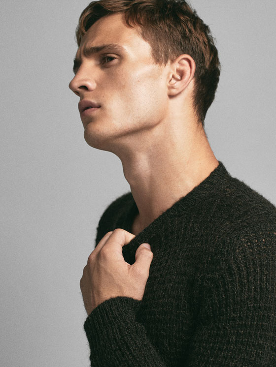 Massimo Dutti - PULL TEXTURÉ EN MAILLE LIMITED EDITION - 6