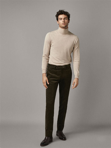 PERSONAL TAILORING WOOL/SILK/CASHMERE SWEATER