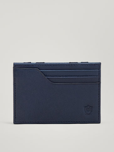 PORTACARTE IN PELLE MAGIC WALLET INCISO