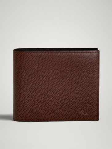 LIMITED EDITION EMBOSSED LEATHER WALLET