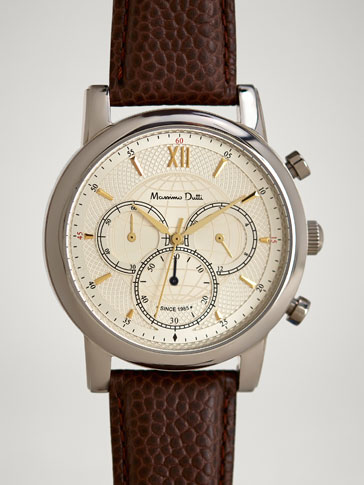 LIMITED EDITION CHRONO WATCH