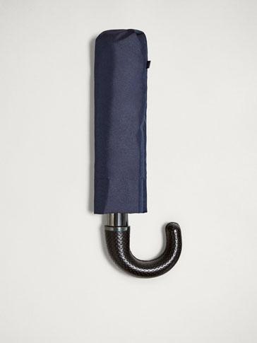 مظلة آلية قابلة للطي