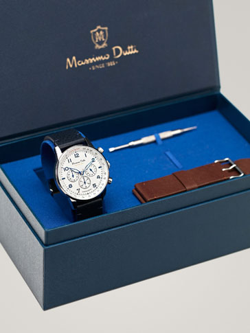 Casual Watch by Massimo Dutti