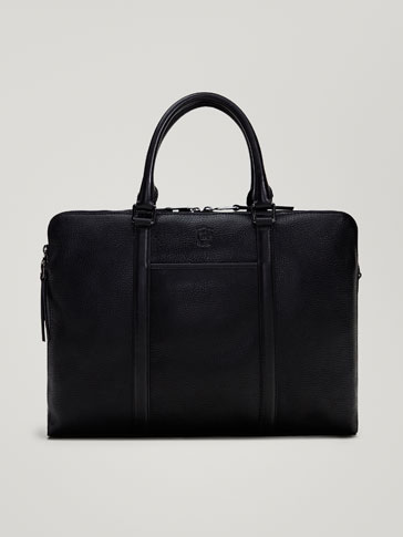 MONTANA LEATHER BRIEFCASE
