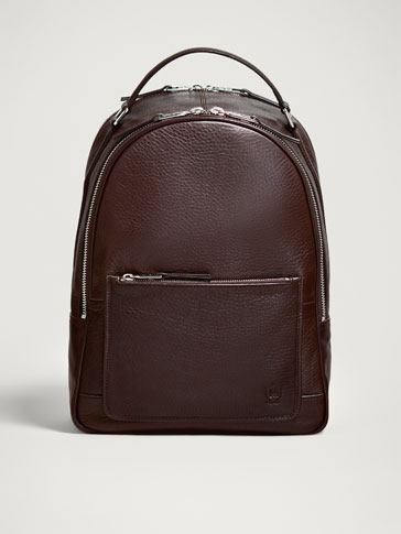 MONTANA LEATHER BACKPACK