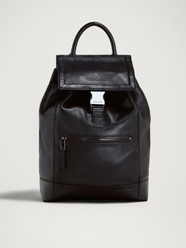 LIMITED EDITION MONTANA LEATHER BACKPACK