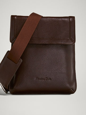 MONTANA LEATHER CROSSBODY BAG