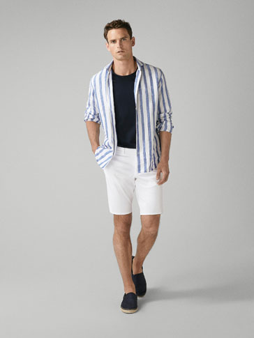 STRUCTURED SHORTS