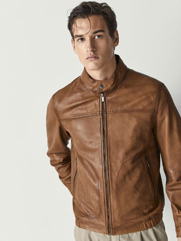 NAPPA JACKET WITH ELASTIC DETAILS