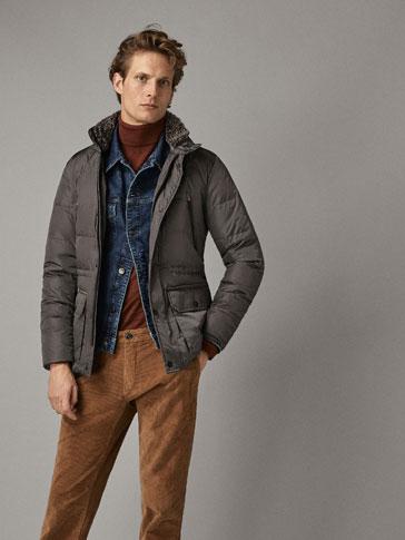 Massimo dutti abrigo edition limited