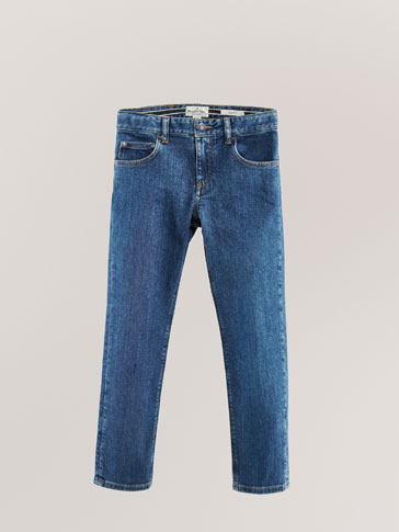 JEANS IN COTONE SLIM FIT