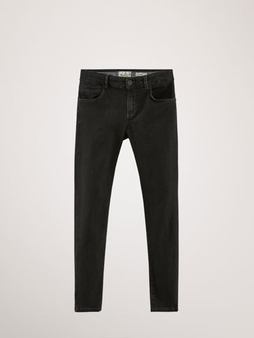 JEAN NOIR SLIM FIT