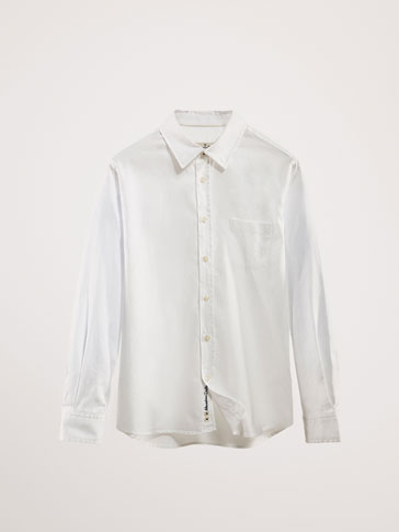 PLAIN OXFORD SHIRT