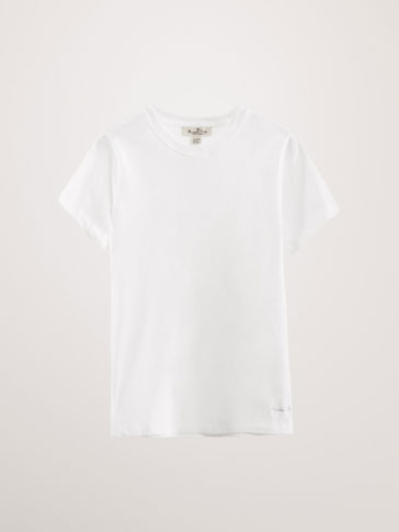 UNIFARBENES BASIC-SHIRT
