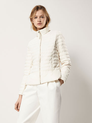 EMBELLISHED QUILTED JACKET