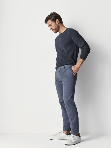 PANTALÓN CHINÉS REGULAR FIT